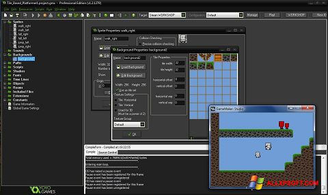 Indir GameMaker: Studio Windows XP (32/64 bit) Türkçe