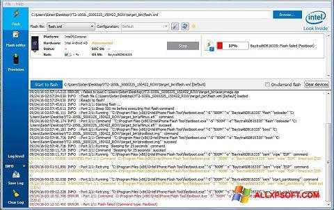 Ekran görüntüsü FlashBoot Windows XP
