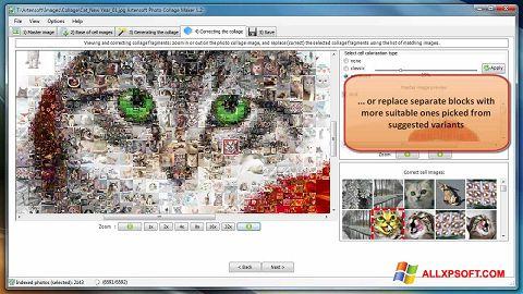 Ekran görüntüsü Photo Collage Maker Windows XP