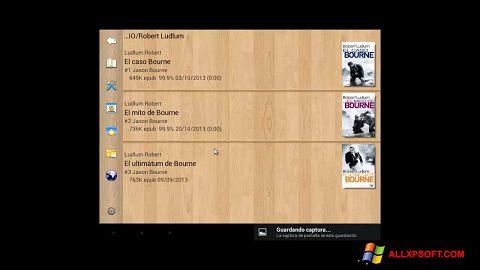 Ekran görüntüsü Cool Reader Windows XP