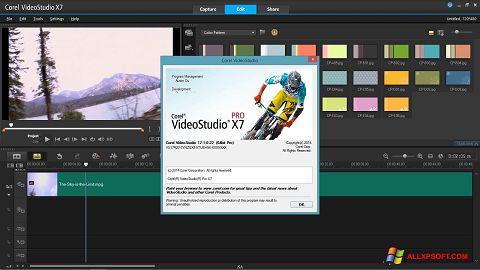 Ekran görüntüsü Corel VideoStudio Windows XP