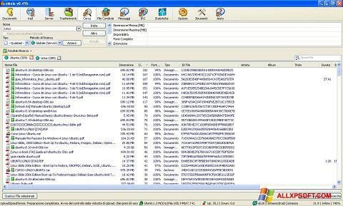 Ekran görüntüsü eMule Windows XP